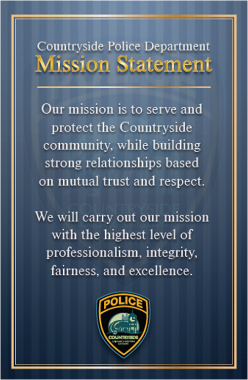 CPD Mission Statment 2013
