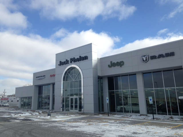 Jack Phelan Dodge Chrysler Jeep Ram The City Of Countryside - Jeep chrysler dealerships